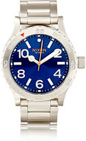 Nixon Men's 46 Watch-BLUE