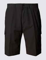 M&S Collection Cotton Rich Trekking Shorts
