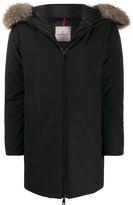 Moncler Removable Hood Coat