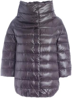 Herno Grey Down Jackets