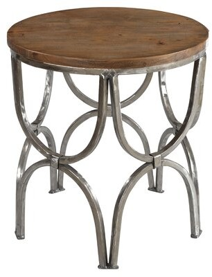 Ivy Bronx Victoire End Table