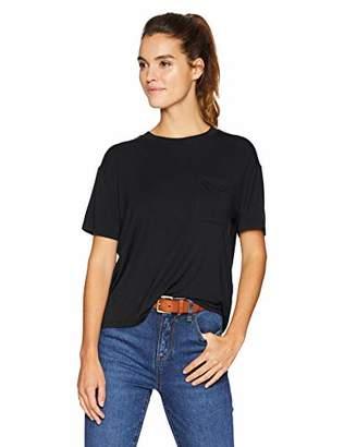 Daily Ritual Jersey Short-sleeve Boxy Pocket Tee Shirt,(EU S - M)