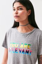 Sub Urban Riot You Are Relevant Tee