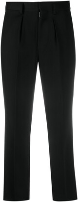 Junya Watanabe Comme Des Garçons Pre Owned 2000s Tailored Capri Trousers