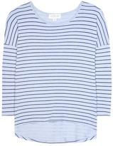 Velvet Sigma Printed Cotton T-shirt