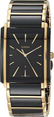Rado Men's Integral Ceramic Swiss Quartz Watch