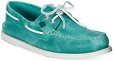 Sperry Men's A/O White Cap Boat Shoes