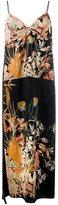 No.21 floral slip dress - women - Cupro/Viscose - 38