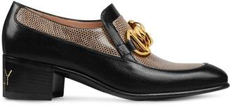 Gucci Horsebit Chain Loafer
