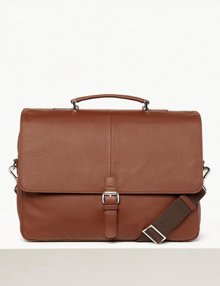 Marks and Spencer Leather Formal Briefcase