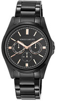 Vince Camuto Black IP Stainless Steel Chronograph, VC1084BKBK