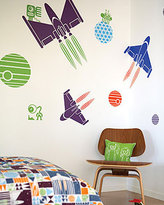 Blik Space by Boodalee Wall Decal
