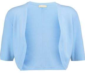 Michael Kors Merino Wool-Knit Shrug