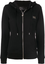 Philipp Plein zip-up hoodie