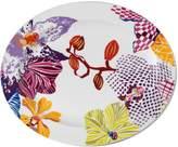 Missoni Flowers Oval Platter