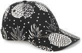 Dolce & Gabbana Pineapple-print Cotton Blend Cap