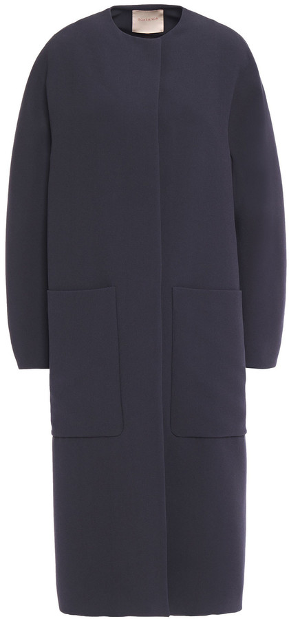 Roksanda Crepe Coat