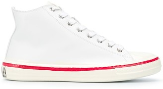 Marni Graffiti high-top sneakers