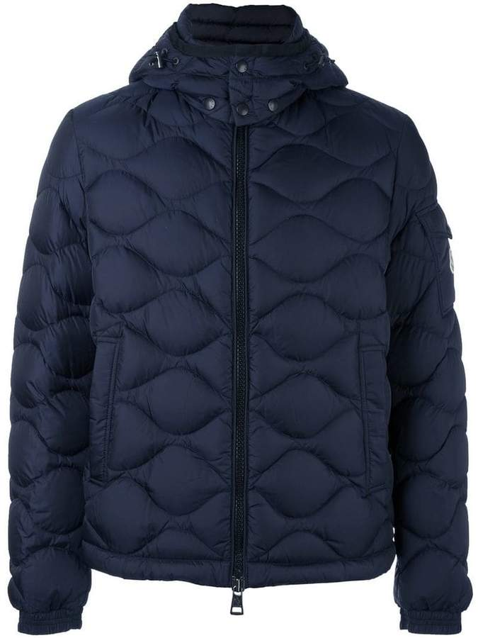 Moncler Morandieres padded jacket