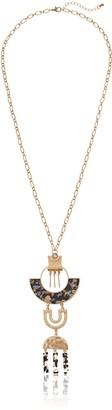 Danielle Nicole Balancing Act Womens Tipping Point Pendant Necklace