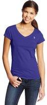 U.S. Polo Assn. Juniors' V-Neck T-Shirt