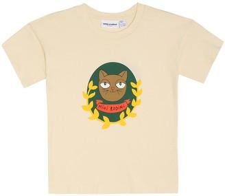Mini Rodini Printed organic-cotton T-shirt