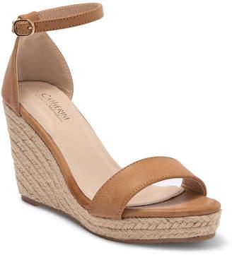 Catherine Malandrino Women's Sandals TAN - Tan Ankle-Strap Marcim Sandal - Women
