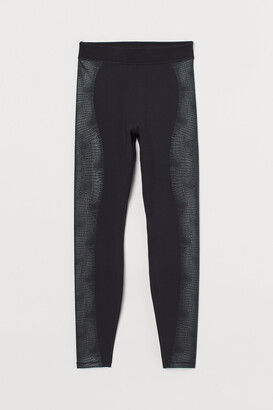 H&M High Waist Sports tights