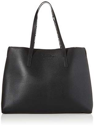 Superdry Freya Tote Women's Canvas and Beach Tote Bag,48x15x34 centimeters (W x H x L)
