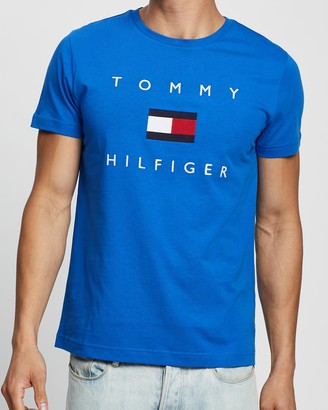 Tommy Hilfiger Tommy Flag Tee