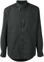 John Varvatos micro skull print shirt - men - Cotton - L
