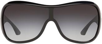 Sarah Jessica Parker X Sunglass Hut oversized-frame sunglasses