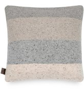 UGG Jumper Colorblocked Tweed Square Feather Pillow