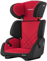 Recaro Milano Group 23 High Back Booster Seat - Racing Red
