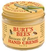 Burt's Bees Hand Creme Beeswax & Banana
