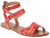 Sigerson Morrison Belle Strappy flat sandal