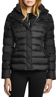 Dawn Levy Miki Hooded Short Puffer Coat