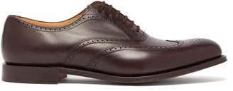 Church's Berlin Leather Oxford Shoes - Mens - Brown