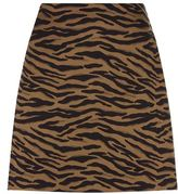 Claudie Pierlot Safari Animal Skirt