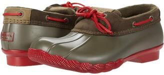Sperry Women's Saltwater 1-Eye Rain Boot