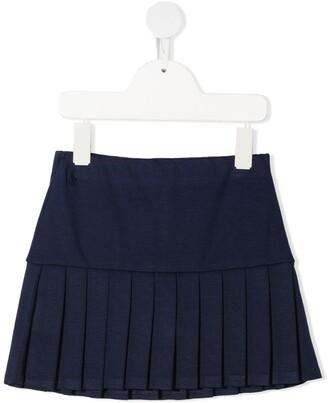 Ralph Lauren Kids Pleated Mini Skirt