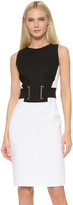 Antonio Berardi Belted Dress