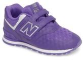 New Balance Girl's 574 Sneaker