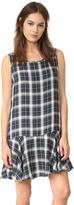 BB Dakota Reyes Plaid Dress