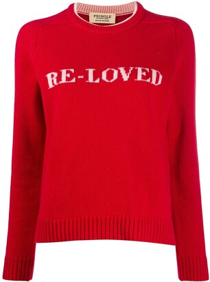 Pringle Re-Loved jumper