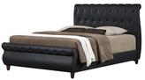 Ashenhurst Sleigh Bed with Headboard