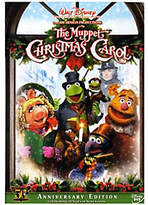 Disney The Muppet Christmas Carol DVD