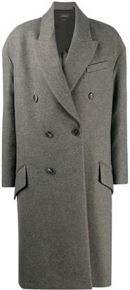 Isabel Marant Double-Breasted Coat