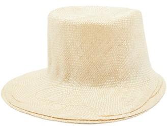 Reinhard Plank Hats - Strega Straw Bucket Hat - Cream