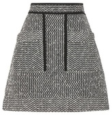 Carven Cotton-blend miniskirt